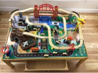 Kidkraft - Metropolis Train Set and Table North Saanich ...