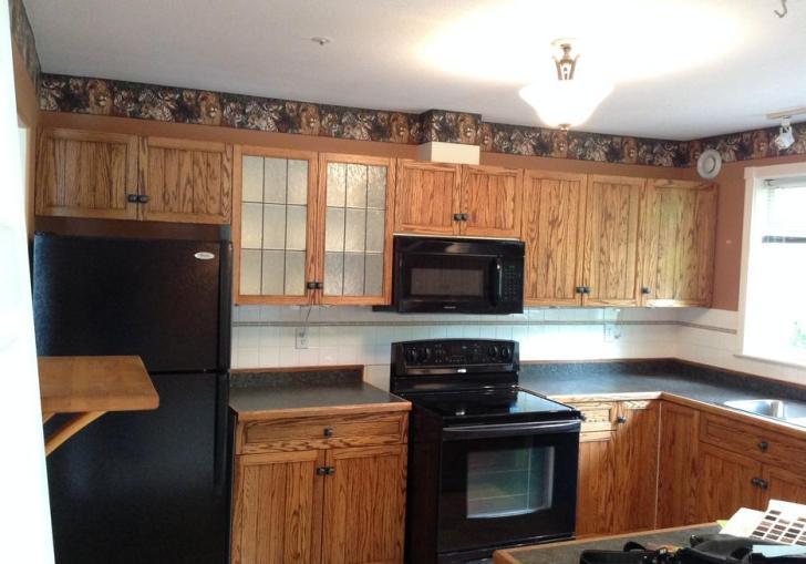 Kitchen Cabinet Refacing Nanaimo