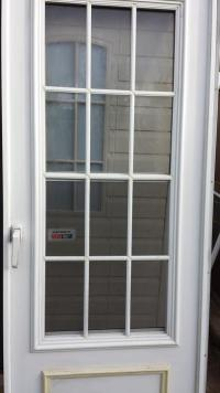 Composite French Style Storm/Screen Door,,, NEW PICTURES ...