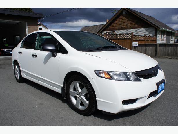 2011 Honda Civic (excellent Condition!) Outside Victoria