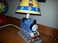 Thomas the tank engine lamp Saanich, Victoria