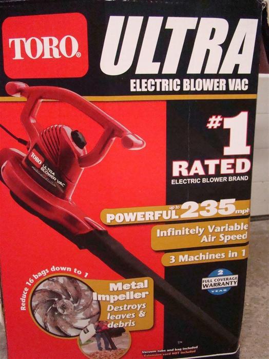 Best Electric Leaf Vacuum