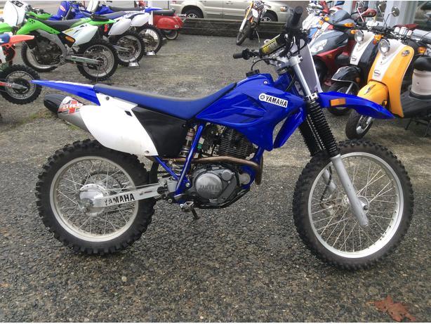 2005 Yamaha TTr230 small framed powerhouse, great learner