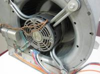 Gas Furnace Blower Motor Assembly Outside Nanaimo