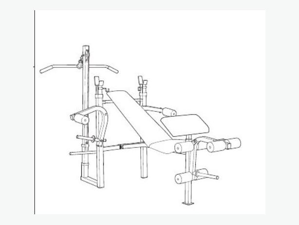 weider pro 137 weight bench Saanich, Victoria