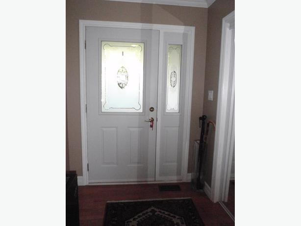 Exterior Glass Door Inserts Pictures to Pin on Pinterest