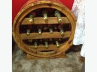 wooden wine rack for sale Rural Regina, Regina