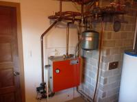 Electric Hot Water Furnace - Boiler - CHROMALOX EDB-2 ...