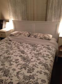 IKEA Aspelund Queen Bedframe Victoria City, Victoria
