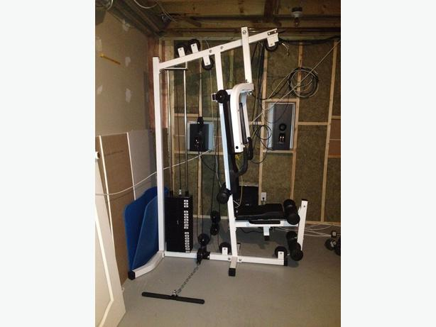 Northern Lights Exercise Equipment