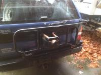Pathfinder spare tire rack/door Saanich, Victoria