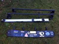 Thule roof rack Saanich, Victoria