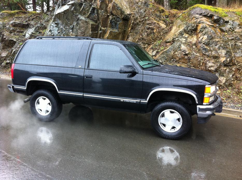 Tahoe Door 2 2015 Chevy