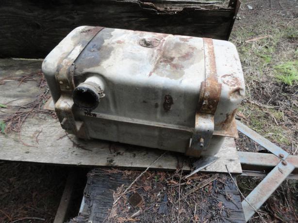1946 Ford Car Gas Tank