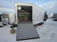 Affordable Trailer Sales- Furnace Model 4-Place Enclosed ...