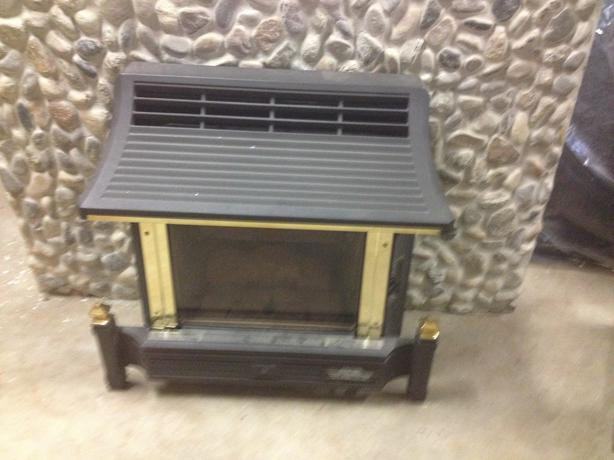 Canon nat gas fireplace South Nanaimo, Parksville Qualicum