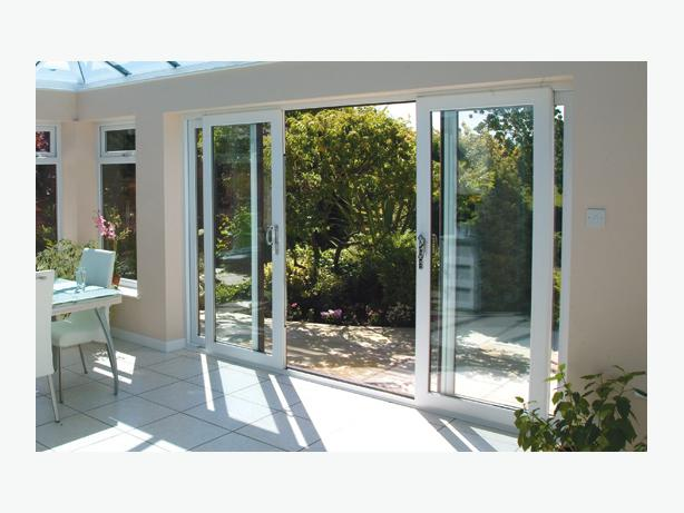 4 Panel Sliding Glass Patio Door Victoria City, Victoria