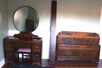 Antique 1950s Waterfall Bedroom Set Courtenay, Comox Valley