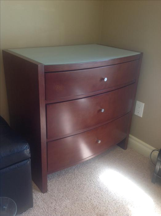 Palliser Cherry Bedroom Set Rural Regina Regina  MOBILE