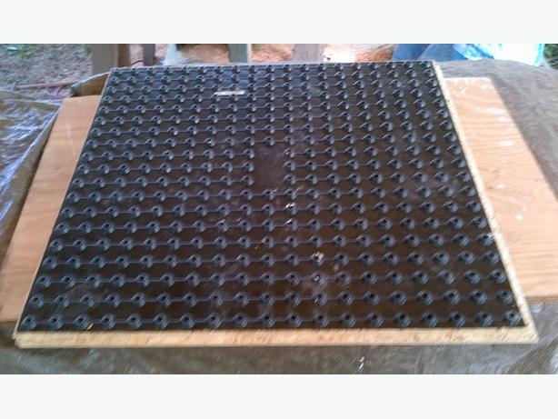 DRICORE 2 Ft. x 2 Ft. DRIcore Engineered Subfloor Panel
