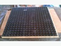 DRICORE 2 Ft. x 2 Ft. DRIcore Engineered Subfloor Panel ...