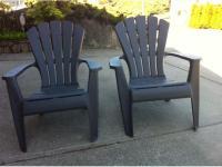 Comfortable Patio Chairs Image - pixelmari.com