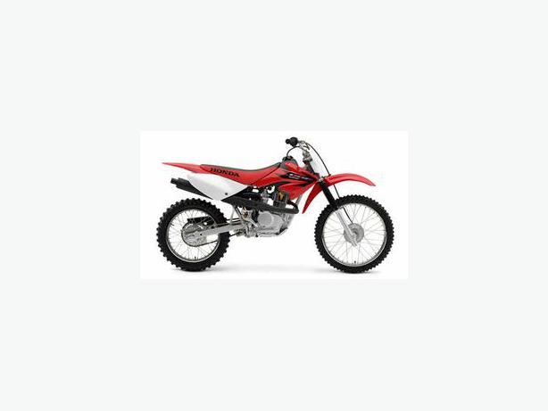 FOR-TRADE: 100CC Honda CRF 4 stroke for 125CC 2 stroke
