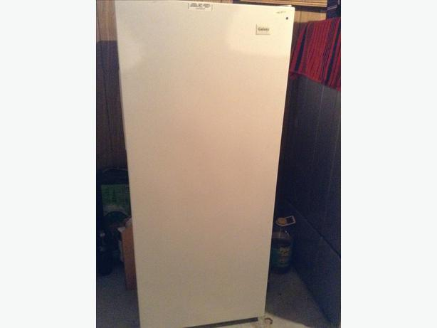 Upright apartment size freezer North Regina Regina
