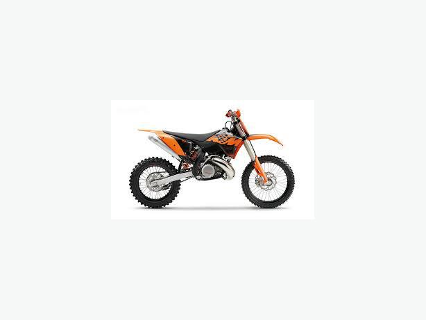 WANTED: KTM xc-w 200 or xc-w 250 two stroke Outside