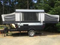Fleetwood Evolution E1 Off Road Tent Trailer, Trade ...