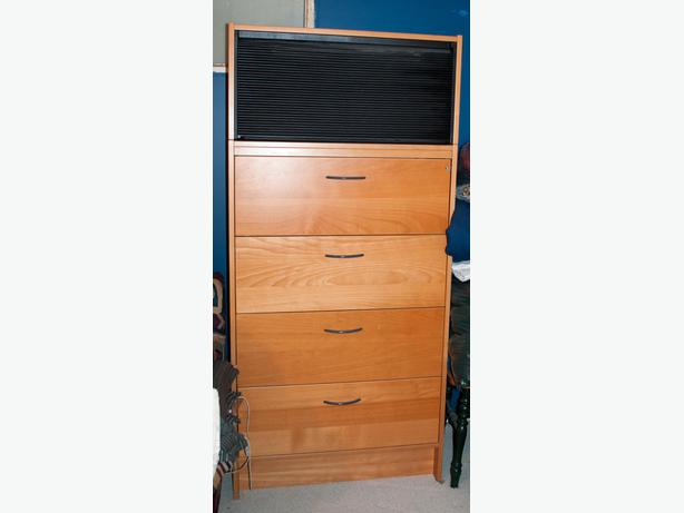Ikea filing cabinet for hanging files North West, Calgary