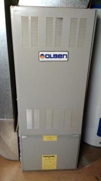Olsen Oil Furnace Esquimalt & View Royal, Victoria