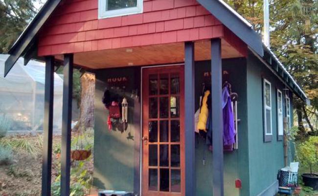 Tiny House For Sale Malahat Including Shawnigan Lake