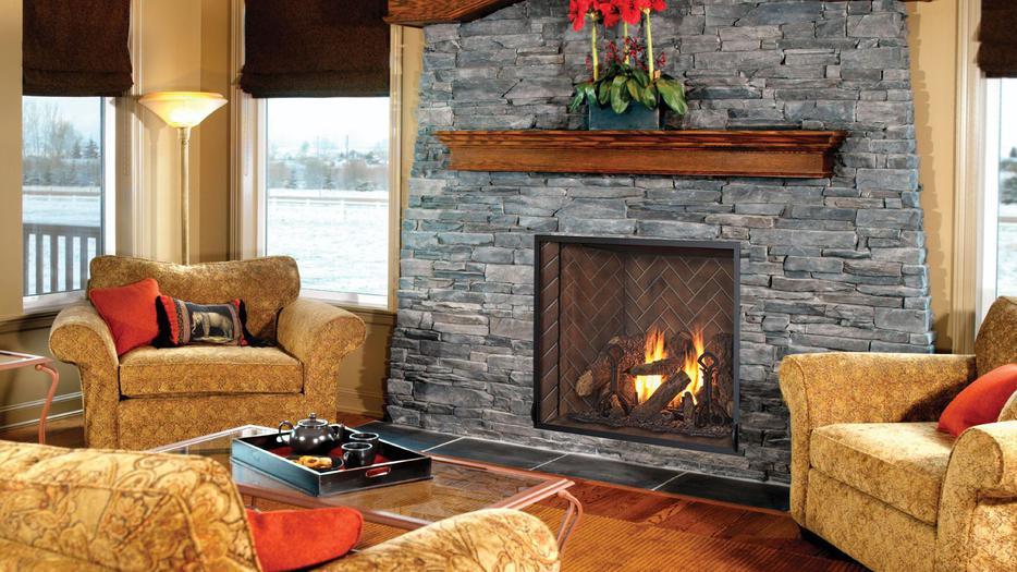 Gas Fireplace Saskatoon. PASJA WNTRZA: POMYS NA DREWNIANY