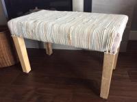unique ottoman/bench Saanich, Victoria
