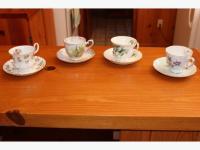 Vintage Tea cups and saucers Comox, Courtenay Comox