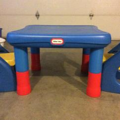 Little Tikes Adjustable Table And Chairs Good Office Chair With Two (height Adjustable) Esquimalt & View Royal, Victoria