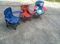 kids folding lawn chairs Nanoose Bay, Parksville Qualicum ...
