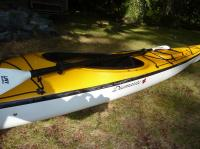 Formula sea kayak AND Yakima roof rack system Shawnigan