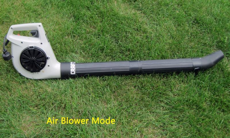 Heavy Duty Leaf Mulcher Shredder