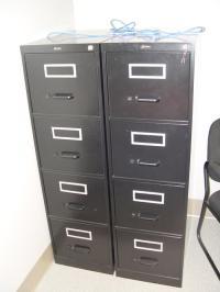 4 drawer Filing Cabinet North Saanich & Sidney , Victoria