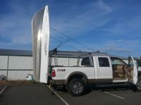 Boat Loader Aluminum Truck Rack North Saanich & Sidney ...