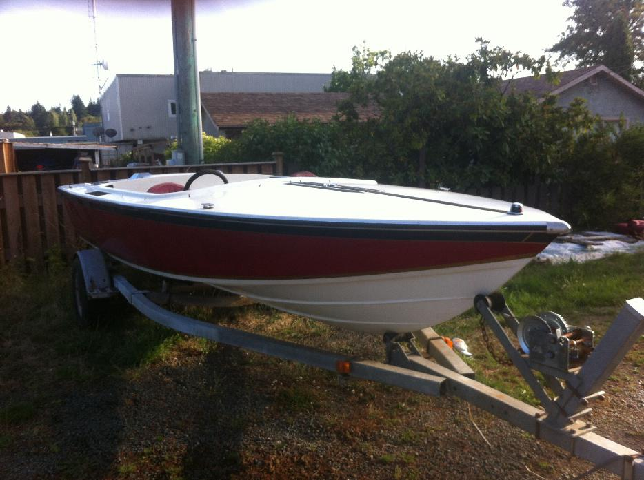 17 Ft Sterling Speed Boat ( Donzi Clone ) Trades Campbell
