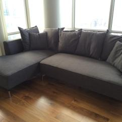 Montreal Sectional Sofa Cheap Sofas Bad Credit Structube Kennedy For Sale Downtown Toronto ...