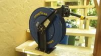 Goodyear Retractable AIr Hose Reel (virtually new) Oak Bay ...
