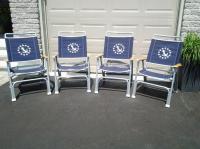 Boat deck chairs for sale Outside Ottawa/Gatineau Area, Ottawa