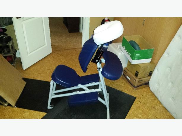 chair covers saskatoon antique white wooden desk massage outside nanaimo, nanaimo