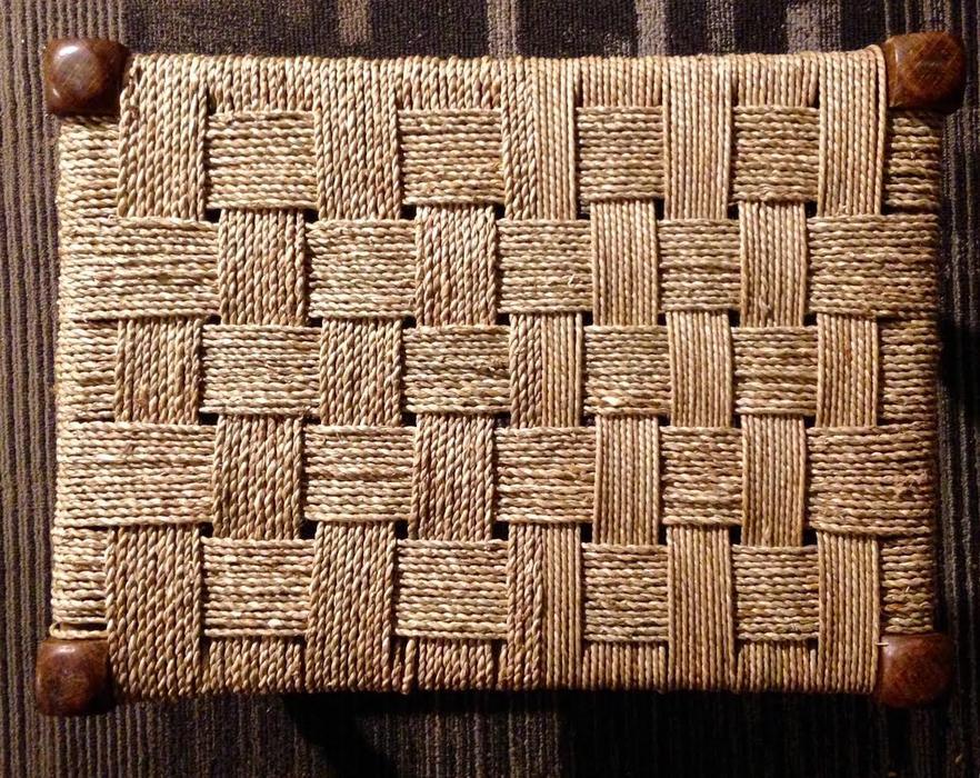Cane Danish Cord Shaker Tape Fibre Rush Chair Weaving