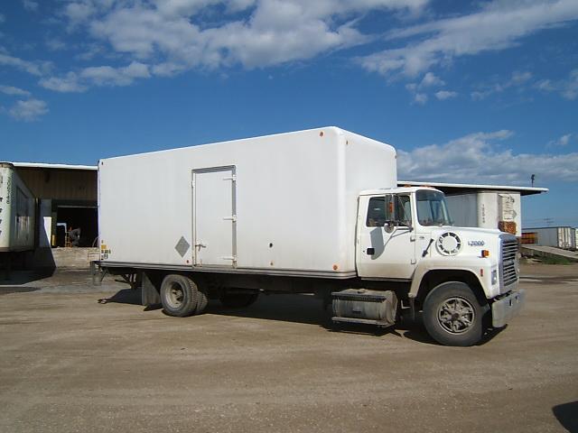 Ford 5 ton truck for sale East Regina. Regina - MOBILE