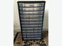 MasterCraft Storage Parts, 60 Drawer, Cabinet! Central ...